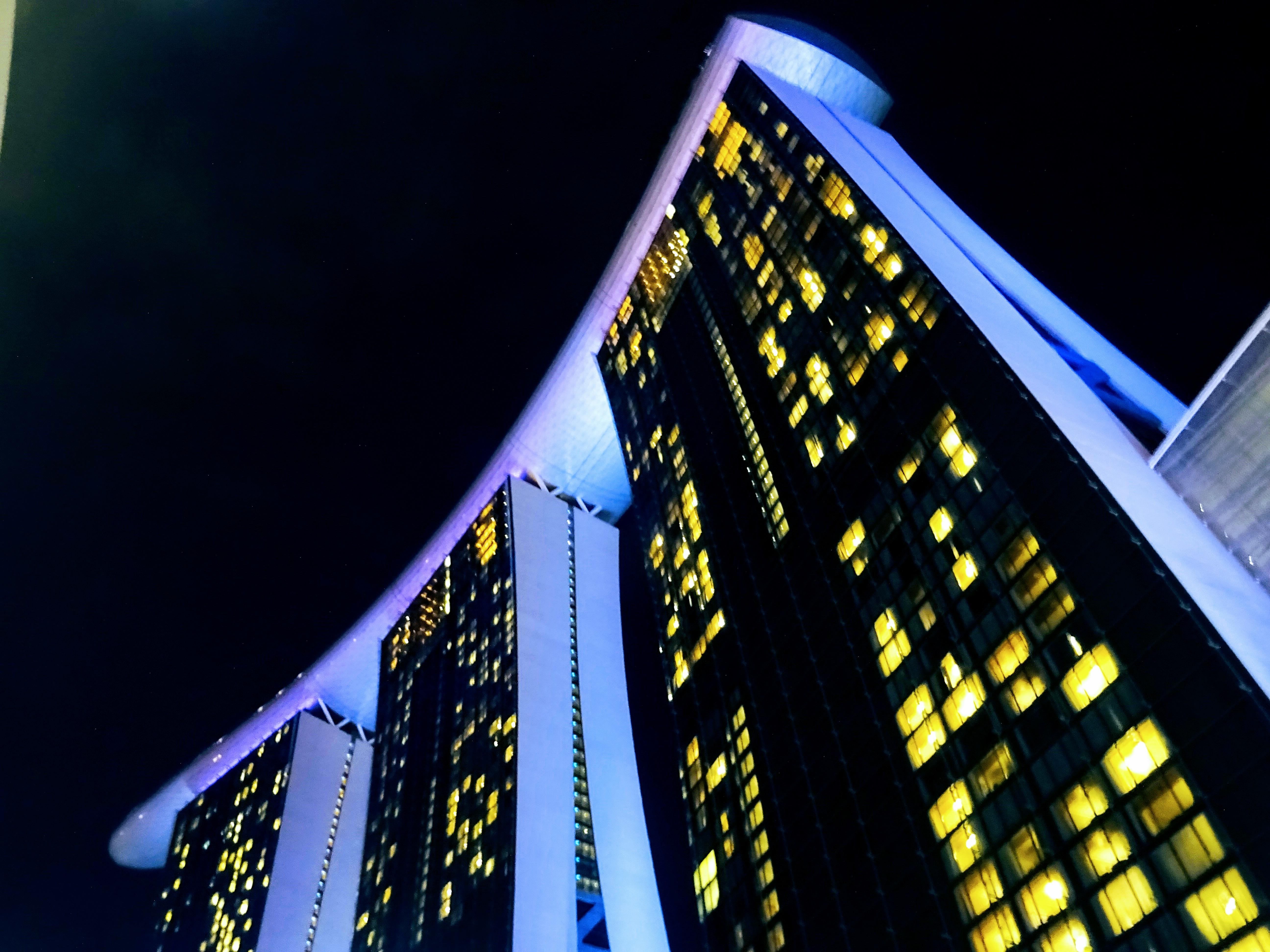 Hotel Marina Bay Sands © Filip Altman
