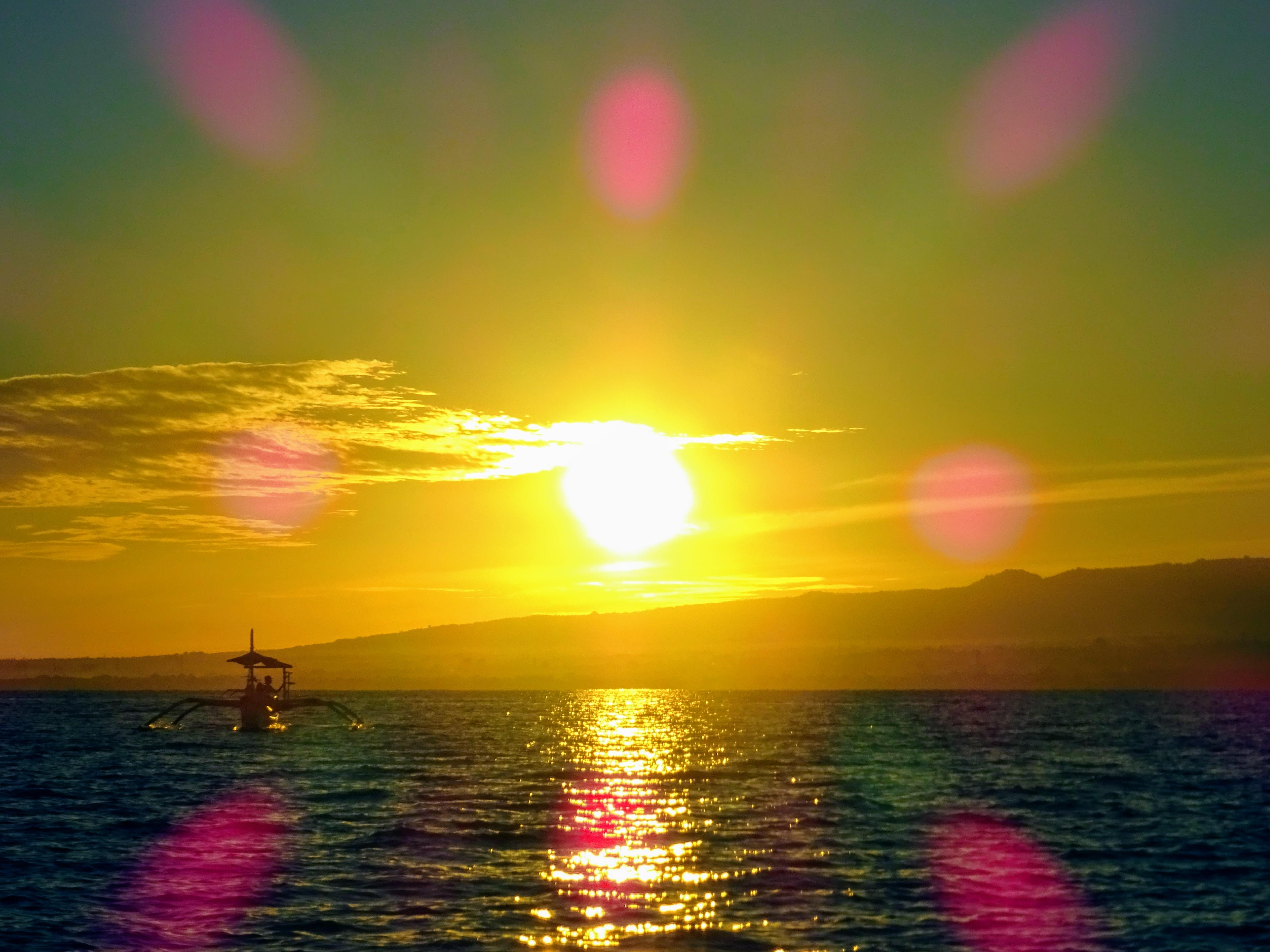 Východ slunce nad Lovinou © Filip Altman