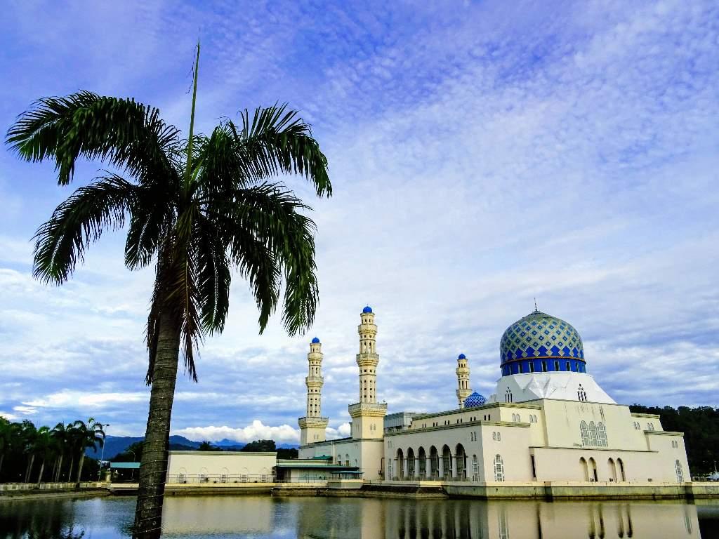 Mosque, Kota Kinabalu